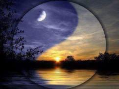 Yin Yang Jour nuit